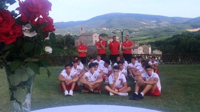 Ac Perugia Under 16 a Marcellano