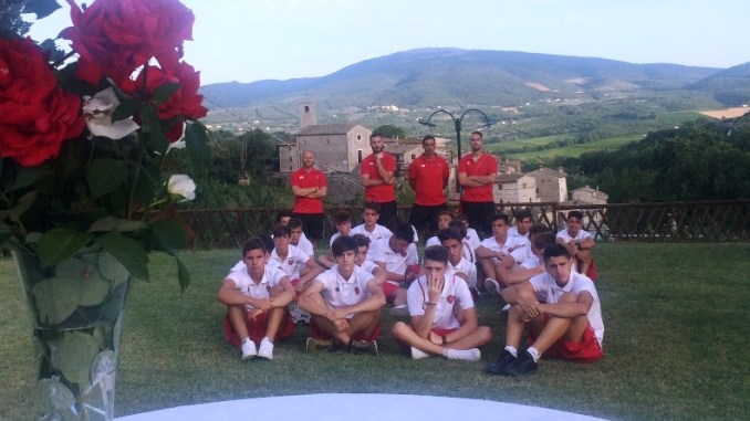 Ac Perugia Under 16 a Marcellano