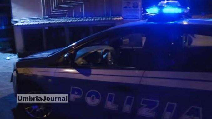 Stragi del sabato sera, controlli della Polstrada di Perugia, fermate 7 persone