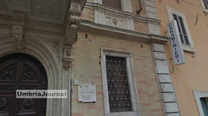 Hashish in centro storico Foligno, arrestati marito e moglie
