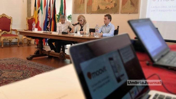 La Mobilità dell'Umbria a portata di Smartphone, arriva Moovit