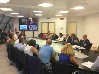 Sisma, presidente Marini incontra Parlamentari umbri