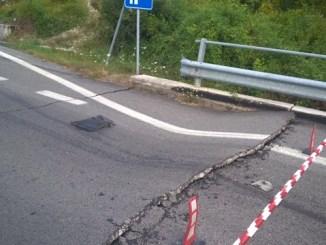 Terremoto, Anas, pubblicati sulla Gazzetta Ufficiale 5 bandi di gara