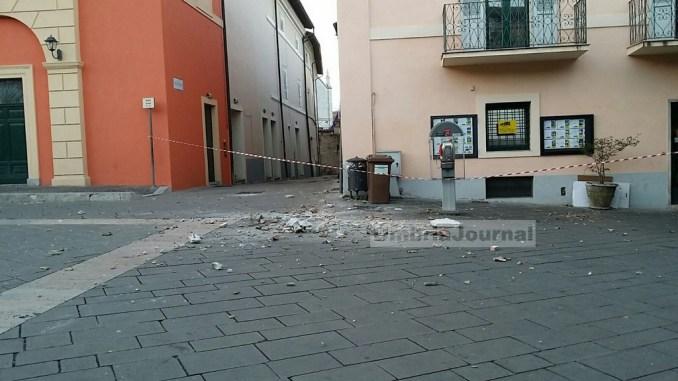 Sisma Umbria, i numeri dell'attività del sistema di protezione civile regionale