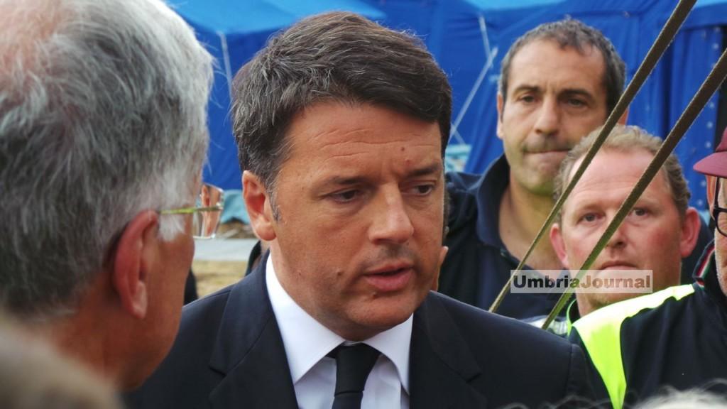 Matteo Renzi ad Assisi, prima forse, poi no e chi verrà?