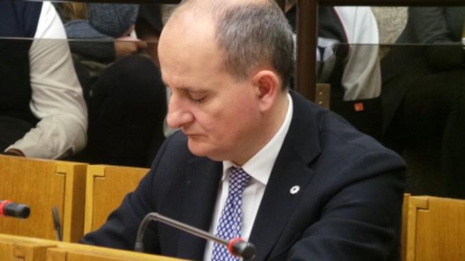 Informazione locale disegno di legge Regione Umbria per sostegno imprese