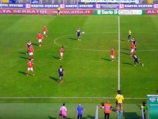 Anche oggi a Brescia i Grifoni sono stati beffati nel finale