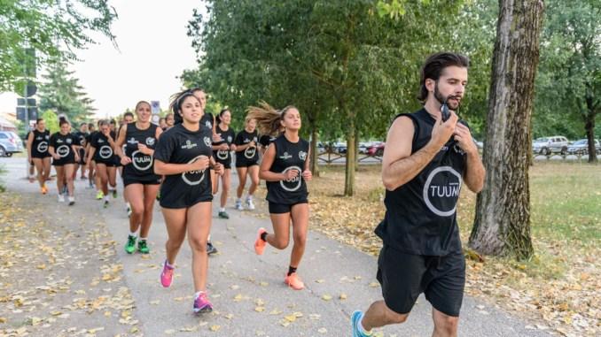 allenamento TUUM Perugia e 3M Perugia