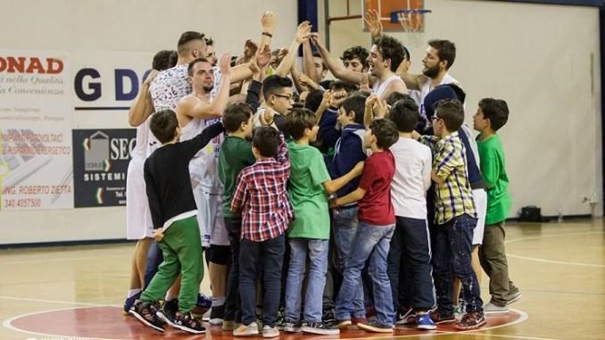 Inizia la stagione per la Valdiceppo basket