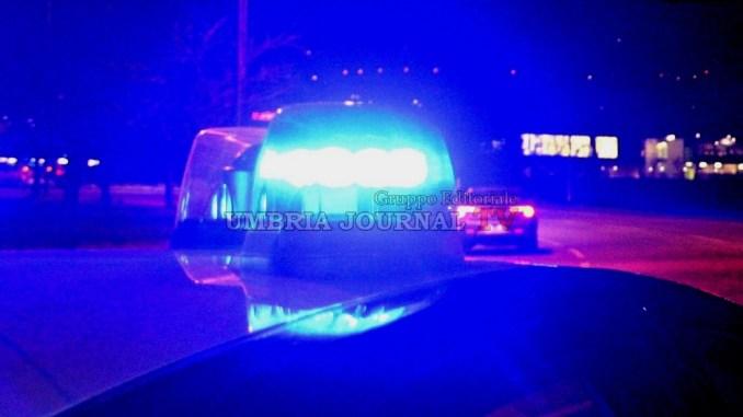 Incidente stradale sulla E45 a Città di Castello, due i mezzi coinvolti