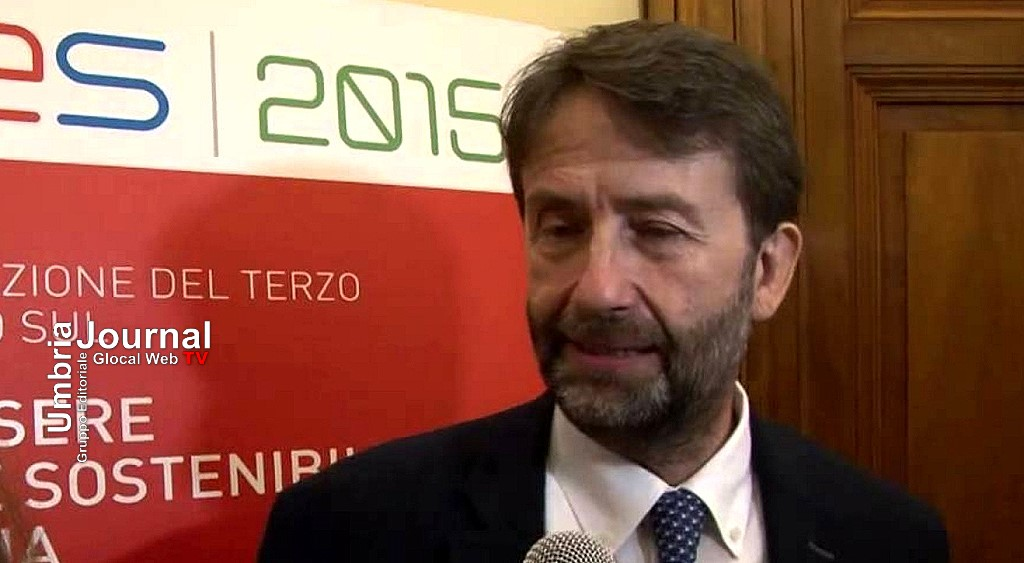 Umbria terra di conquista, da Roma anche il ministro Dario Franceschini