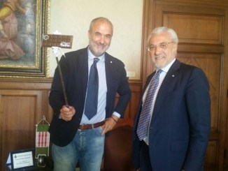 Eurochocolate è alle porte: oggi l'incontro fra il Prefetto Cannizzaro ed Eugenio Guarducci