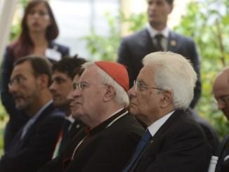 Cardinale Bassetti all'inaugurazione Biennio Scuola giornalismo radiotelevisivo