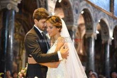 Gemma Zaganelli e Salvatore Romano, oggi sposi a Perugia