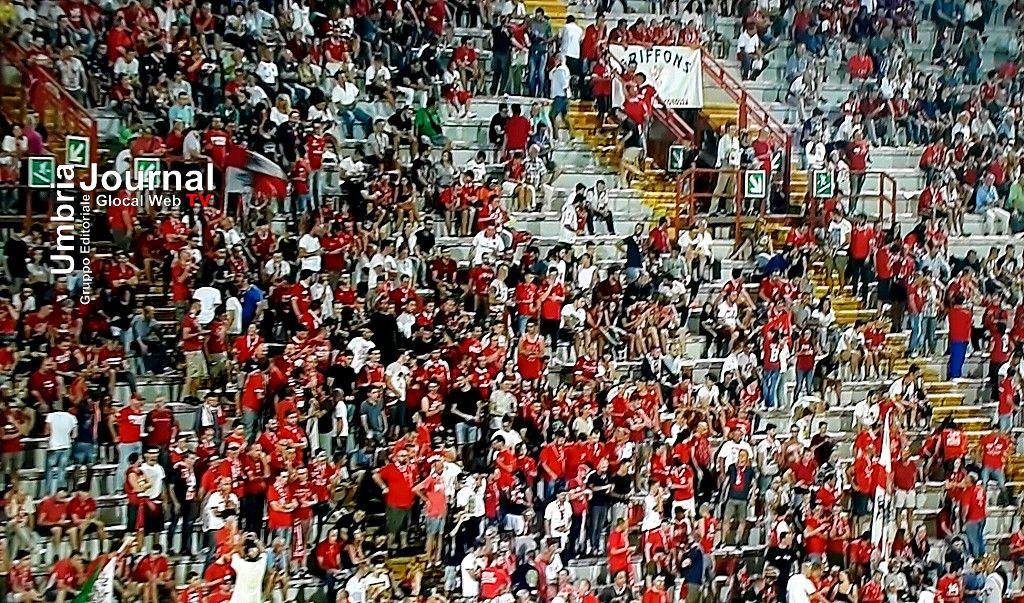 Il Perugia battuto a Cremona, ma stavolta cade con onore 2-1