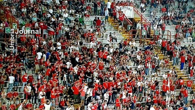 Il Perugia battuto a Cremona, ma stavolta cade con onore