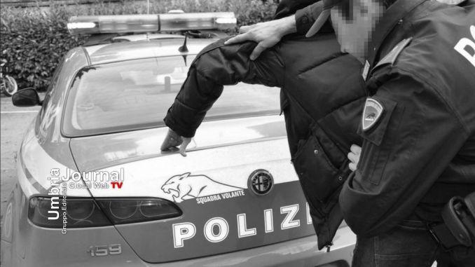 Arrestato latitante albanese, aveva rapinato un'anziana in casa a Spoleto