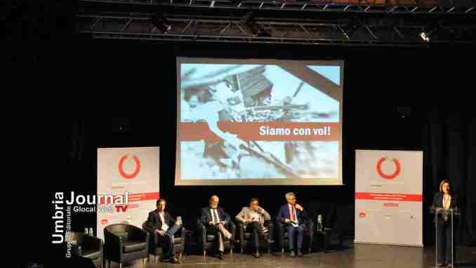 Sisma Umbria: aperti a Terni i lavori gruppo PSE Europeo