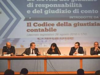 Villa Umbra: Antonella Manzione, al convegno sul nuovo codice di Giustizia Contabile