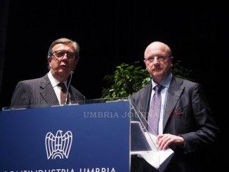 Ernesto Cesaretti, Confindustria Umbria, combattere bassa produttività