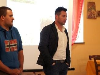 Giacomo Manuali e Antonio Marcantoni