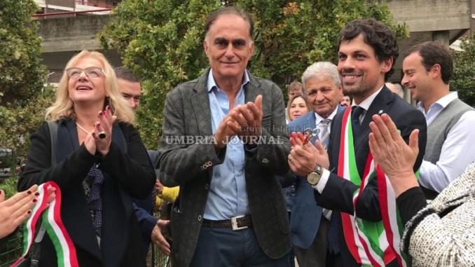 Inaugurata sede del comitato locale Unpli in via Diaz a Perugia