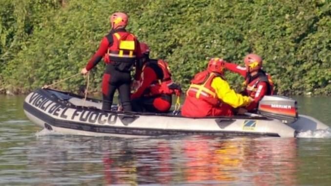 Padre e figlio in canoa sul Nera, non si hanno notizie da ore, scatta ricerca