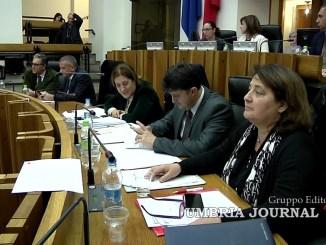 """Giunta regionale Umbria preadotta """"ddl"""" ricostruzione post sisma 2016"""