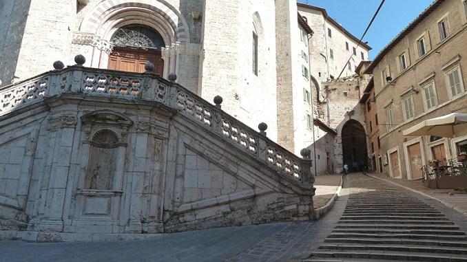 Sant'Ercolano e Totila Re dei Goti, che non era poi così cattivo