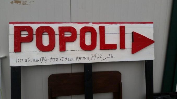 Da Bastia Umbra un appello alla tendopoli di Popoli Norcia serve container