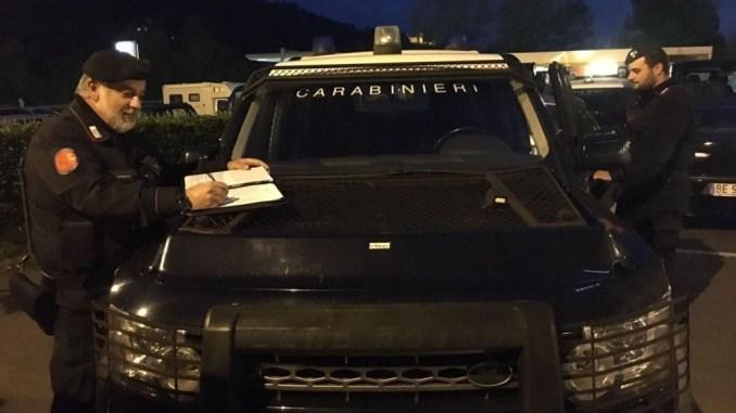 Tre teschi umani trovati una cantina a Norcia dai Vigili del Fuoco e Carabinieri
