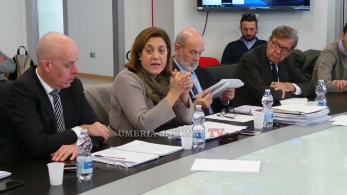 Sisma, presidente Marini, priorità rimettere in moto sistema economico Valnerina