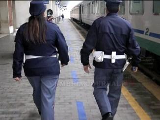 Proseguono i controlli nelle stazioni ferroviarie del Centro Italia