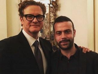 Terremoto, solidarietà, aiuti anche da Londra, iniziativa con Colin Firth e Giovanni Guidi