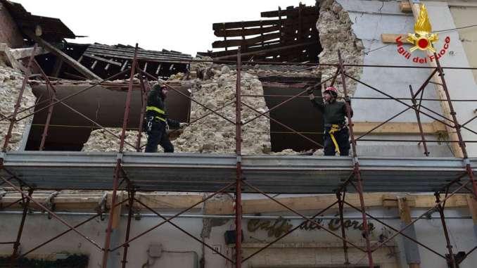 Terremoto, oggi decreto al Consiglio dei Ministri, sostegno economico ad aziende e fasce deboli