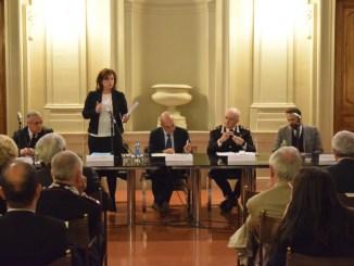 Perugia, a Palazzo Cesaroni il convegno Calcio e Legalità