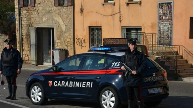 Nascondeva droga dentro i boxer, arrestato dai Carabinieri di Città di Castello