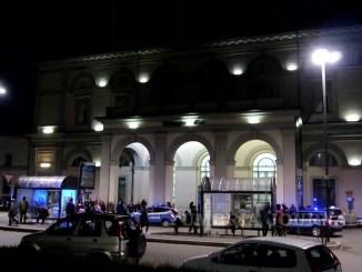 Fontivegge Perugia servizi straordinari della Polizia di Stato