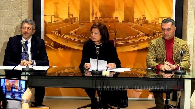 Donatella Porzi ha convocato l'Assemblea legislativa dell'Umbria