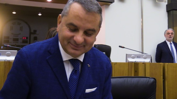 Elezioni, Paparelli, patto civico in sostegno di un presidente con programma comune