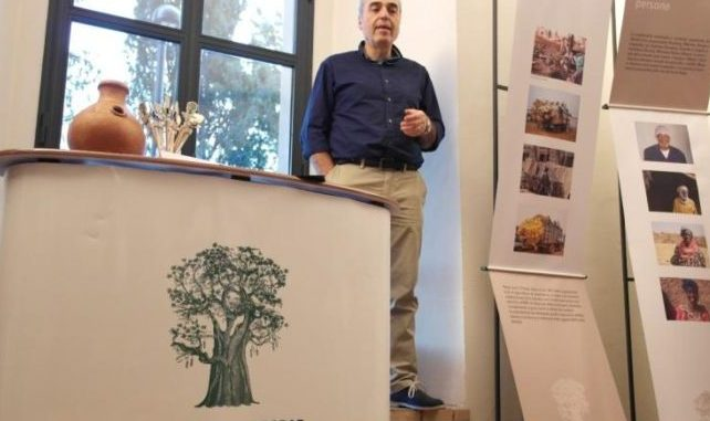 Paolo Cucchiari, presidente di Baobab