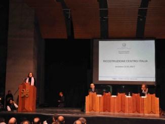 Sisma, incontro a Foligno, abbiamo norme e risorse per ricostruzione privata e pubblica