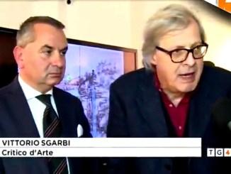 Fabio Paparelli, per promuovere l'Umbria, anche al TG 5 oltre che al Tg4