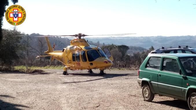 Cacciatore di 27 anni ferito da cinghiale, è accaduto a Fossatello