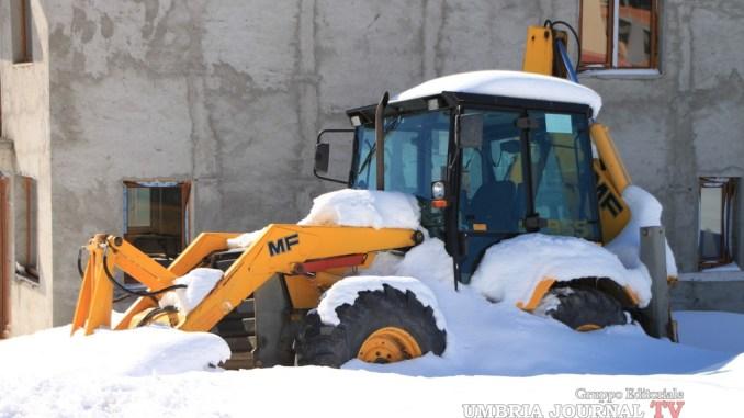 Maltempo, Anas: nevica su alcune strade statali del Centro Sud