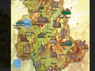 Ricci, nuovo testo unico sul turismo in Umbria: azioni più integrate