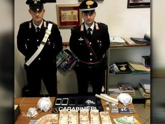 Arrestati due spacciatori di droga, avevano eroina e cocaina, sono tunisini