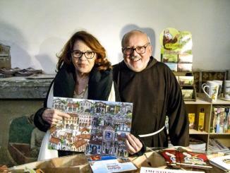 Frate Indovino e Valeria Fabrizi