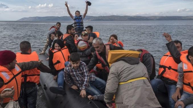 Immigrati in mare