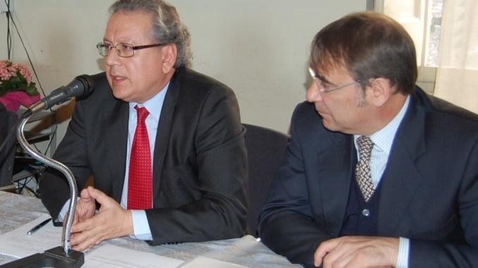 Salvatore Santucci e Marco Tili